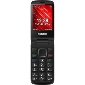 Teléfono móvil Telefunken TM360 Negro