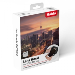 Funda para smartphone Haida contra reflejos (75x150mm M)