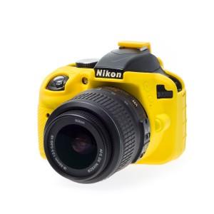 Easycover para Nikon D3300/D3400 Amarilla