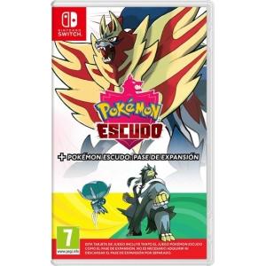 Juego para Nintendo Switch Pokémon Escudo + Expansión