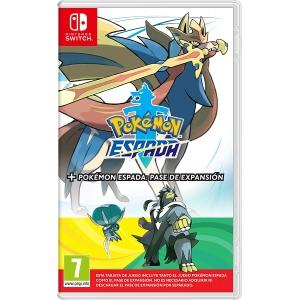 Juego para Nintendo Switch Pokémon Espada + Expansión