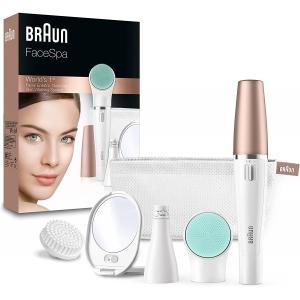Depiladora Facial Braun FaceSpa 851V