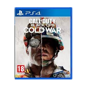 Juego PlayStation 4 Call of Duty: Black Ops Cold War