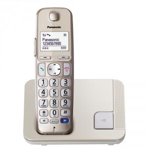 Teléfono inalámbrico digital Panasonic KXTGE210SPN