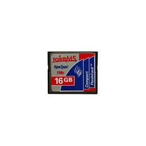Tarjeta de Memoria CF 16GB Take MS