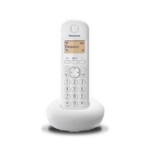 Teléfono inalámbrico digital Panasonic KX-TGB210 SPW Blanco
