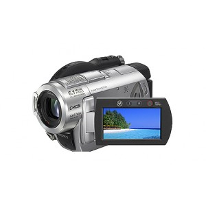 Videocámara Sony DCRDVD506E