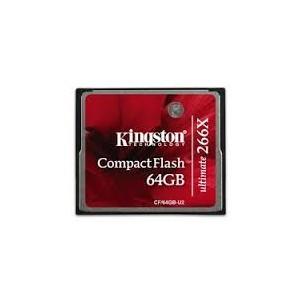 Tarjeta Memoria CF 64GB Kingston 266X
