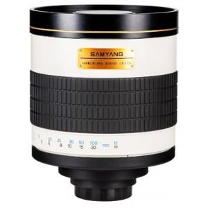 Samyang 800mm f/8 DX MIRROR