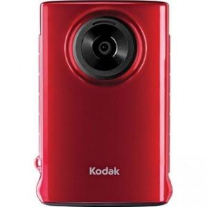 Videocámara Kodak ZM1 rojo