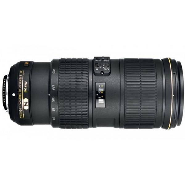 Nikon 70-200mm f/4G ED VR