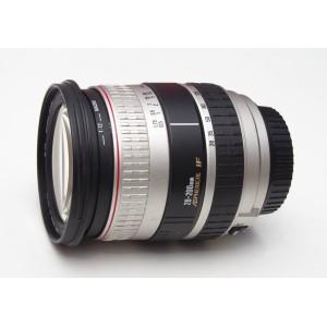 Sigma 28-200mm F3.5-5.6 DL HyperZoom Macro Silver para Minolta