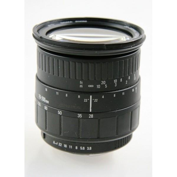 Sigma 28-200mm F3.8-5.6 UC AF para Minolta