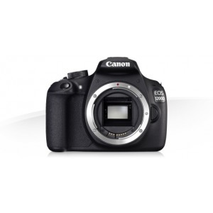 Cámara Réflex Canon EOS 1200D cuerpo solo