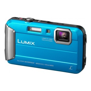 Panasonic Lumix DMC-FT25 azul
