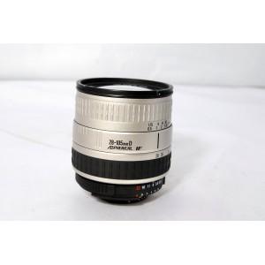 Sigma 28-105mm f3.8-5.6 UC III Aspherical IF Silver para Nikon AF