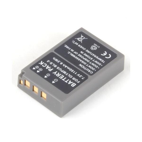 Batería BLS5 Ultrapix para Olympus