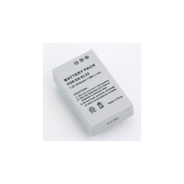 Batería ENEL22 Ultrapix para Nikon