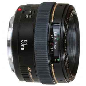 Canon EF 50mm f/1.4 USM