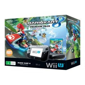 Consola Wii U + Mario Kart 8 Premium Pack