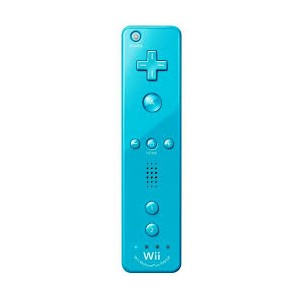 Mando WiiU Remote Plus Azul