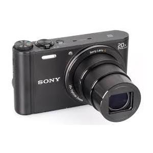 Sony Cybershot DSC-WX350 negra