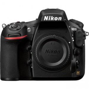 Nikon D810 CUERPO