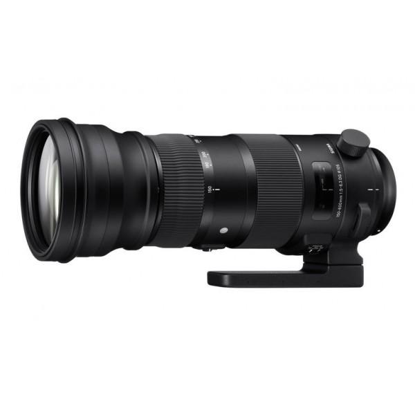Sigma 150-600mm F/5-6.3 DG OS HSM Sports para Canon