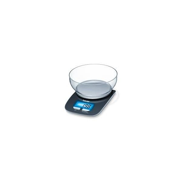 B scula de cocina beurer ks25 - Basculas de cocina digitales ...