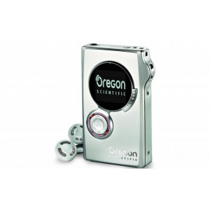 MP3 Oregon Scientific MP303 titanio