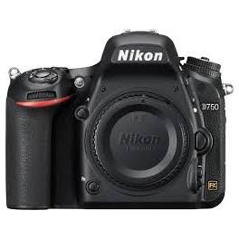 Cámara Réflex Nikon D750