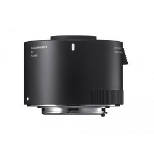 Sigma teleconvertidor TC2001 (2x) para Canon