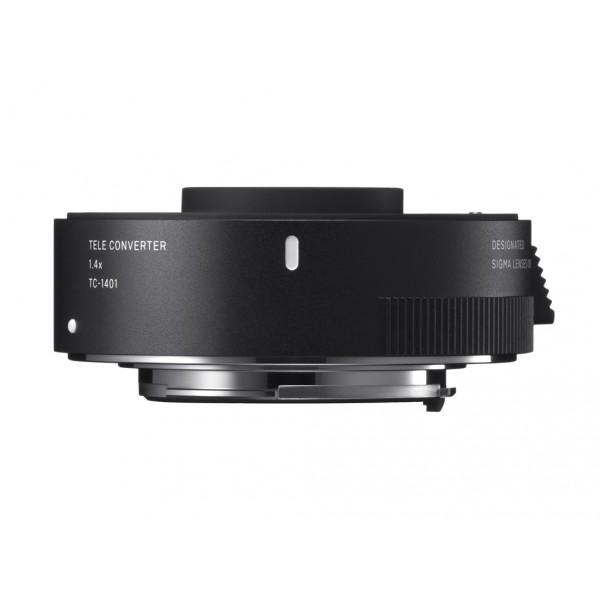 Sigma teleconvertidor TC1401 (1.4x) para Canon