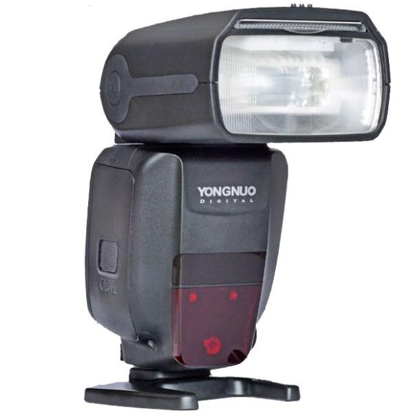 Flash Yongnuo YN600EX-RT para Canon