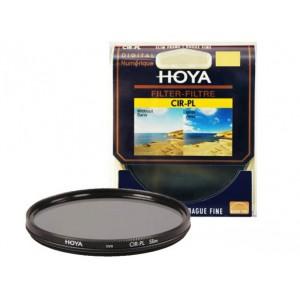 Filtro Hoya Circular Polarizado (CPL) 58MM Slim Frame