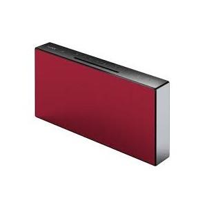Micro Equipo Sony CMT-X3CD rojo
