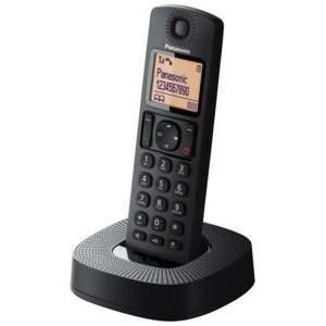 Teléfono inalámbrico digital Panasonic KXTGC310 negro