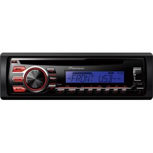 Radio para coche Pioneer DEH-1700UBB