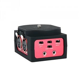 Adaptador de audio Saramonic Sr-ax105