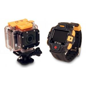 Videocámara acción HP AC300W