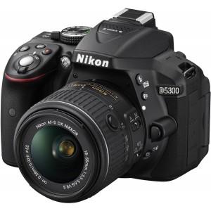 Cámara Réflex Nikon D5300 + AF-S 18-55mm VR II