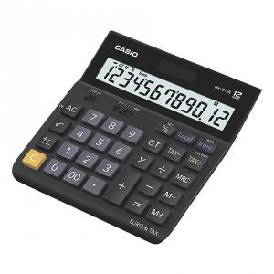 Calculadora Casio DH-12 negro