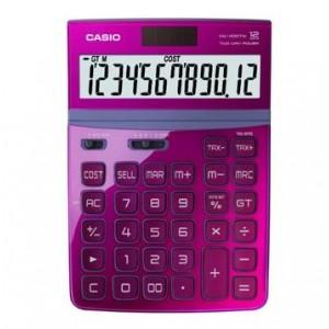 Calculadora Casio DW-200TW ROSA