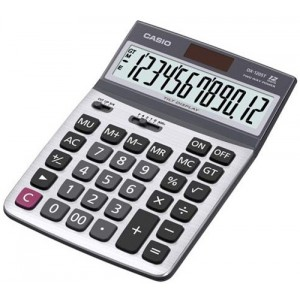 Calculadora Casio DX-120ST