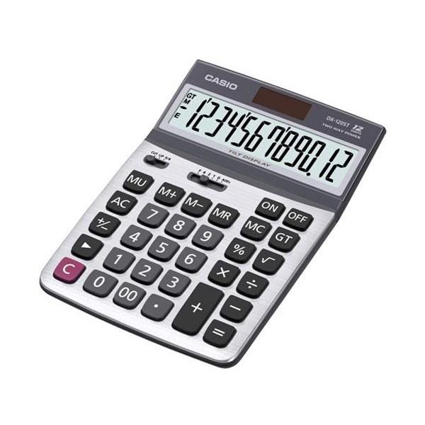 Calculadora Casio DX-120ST