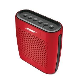 Altavoces Bose Soundlink Colour Rojo