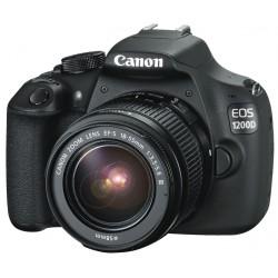 Cámara Réflex Canon EOS 1200D + 18-55mm