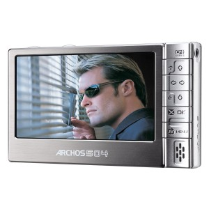 MP3 Archos 504 80GB