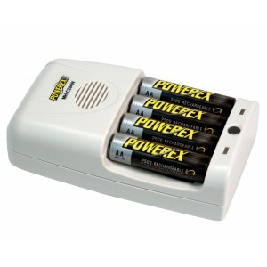 Cargador Powerex MH-C204W