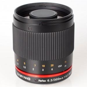 Samyang 300mm f/6.3 para Nikon